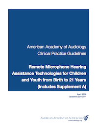 Clinical Practice Guidelines: Remote Mic...