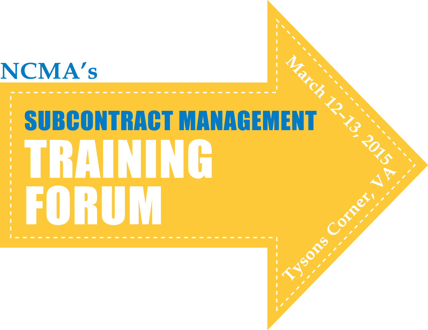 Subcontract Management Training Forum 20...