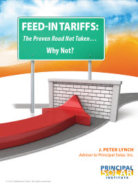 Feed-In Tariffs: The Proven Road Not Tak...