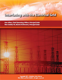Interfacing with the Electrical Grid