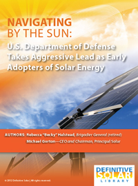 Navigating by the Sun: U.S. Department o...