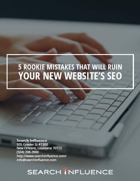 5 Rookie Mistake That Will Ruin Your Web...