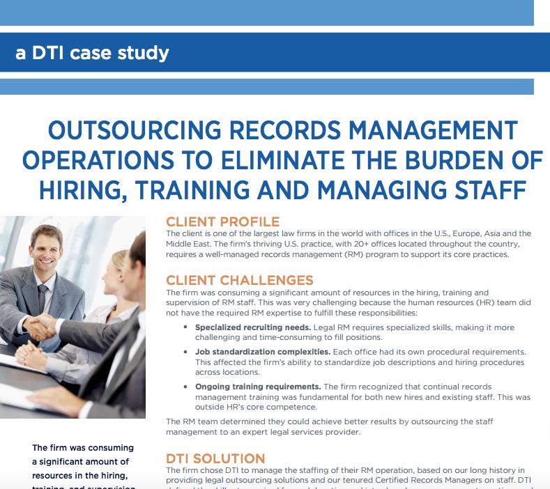 case study of supervisory management