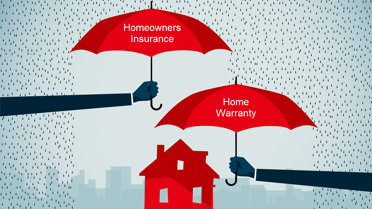 How is Home Warranty Different from Homeowners Insurance? by Old Republic Home Protection