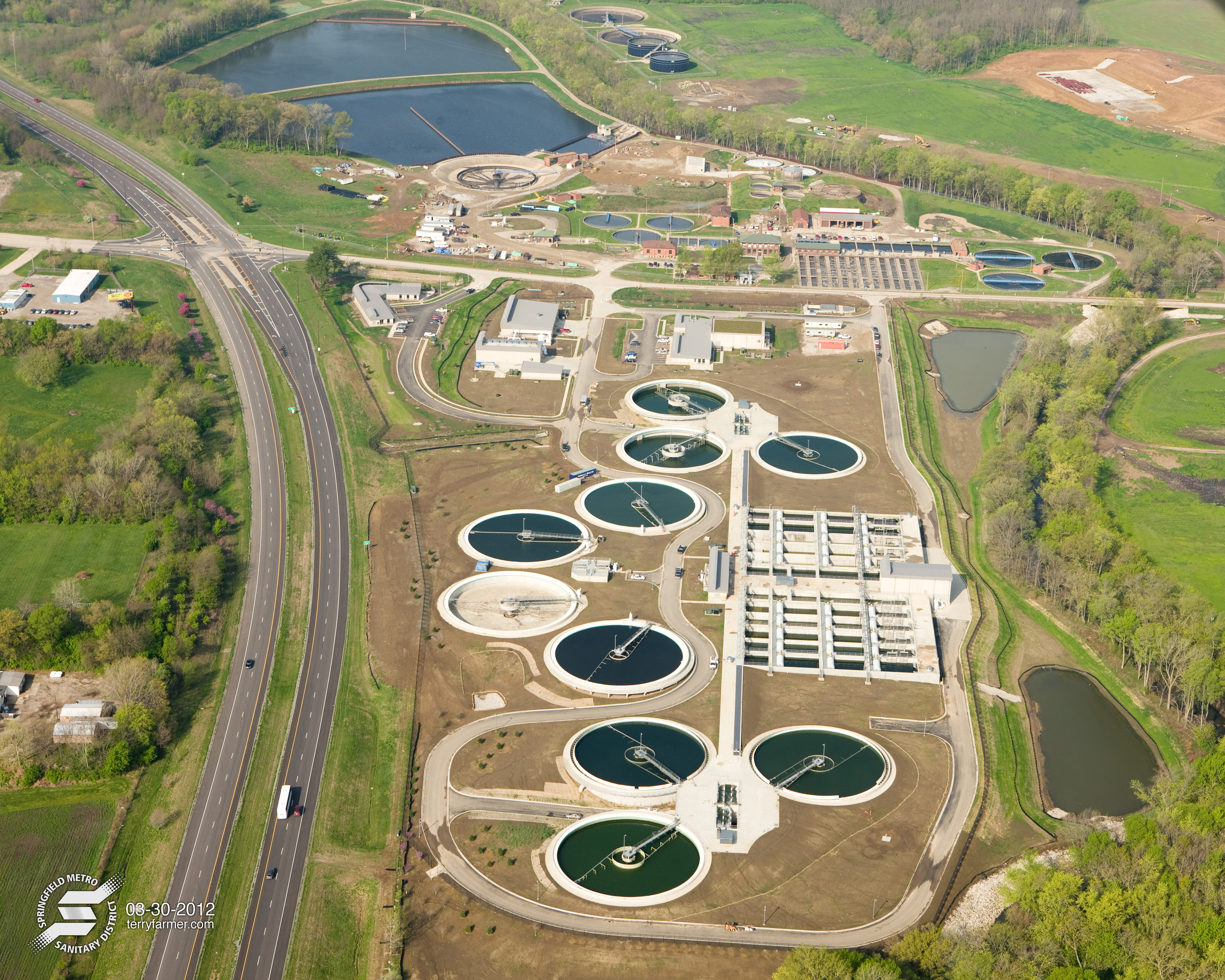 Expanding Capacity while Conserving Space, Energy And Chemical Use – Springfield, IL MSD