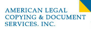 AMERICAN LEGAL Copying & Document Servcies, Inc.