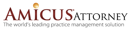 Amicus Attorney - Gavel & Gown Software Inc.