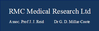 RMC Medical Research Ltd