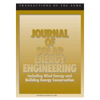Journal of Solar Energy Engineering